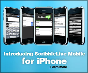 ScribbleLive Mobile for iPhone